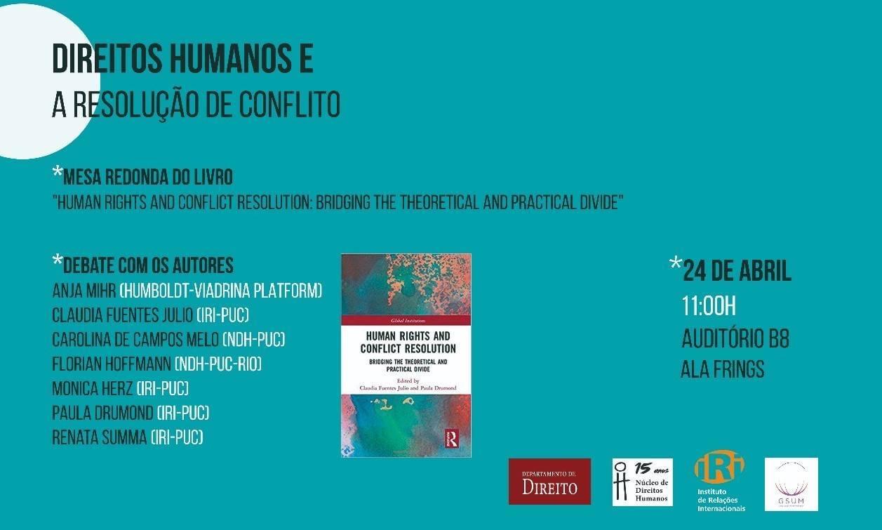 Direitos Humanos e Resolução de Conflitos