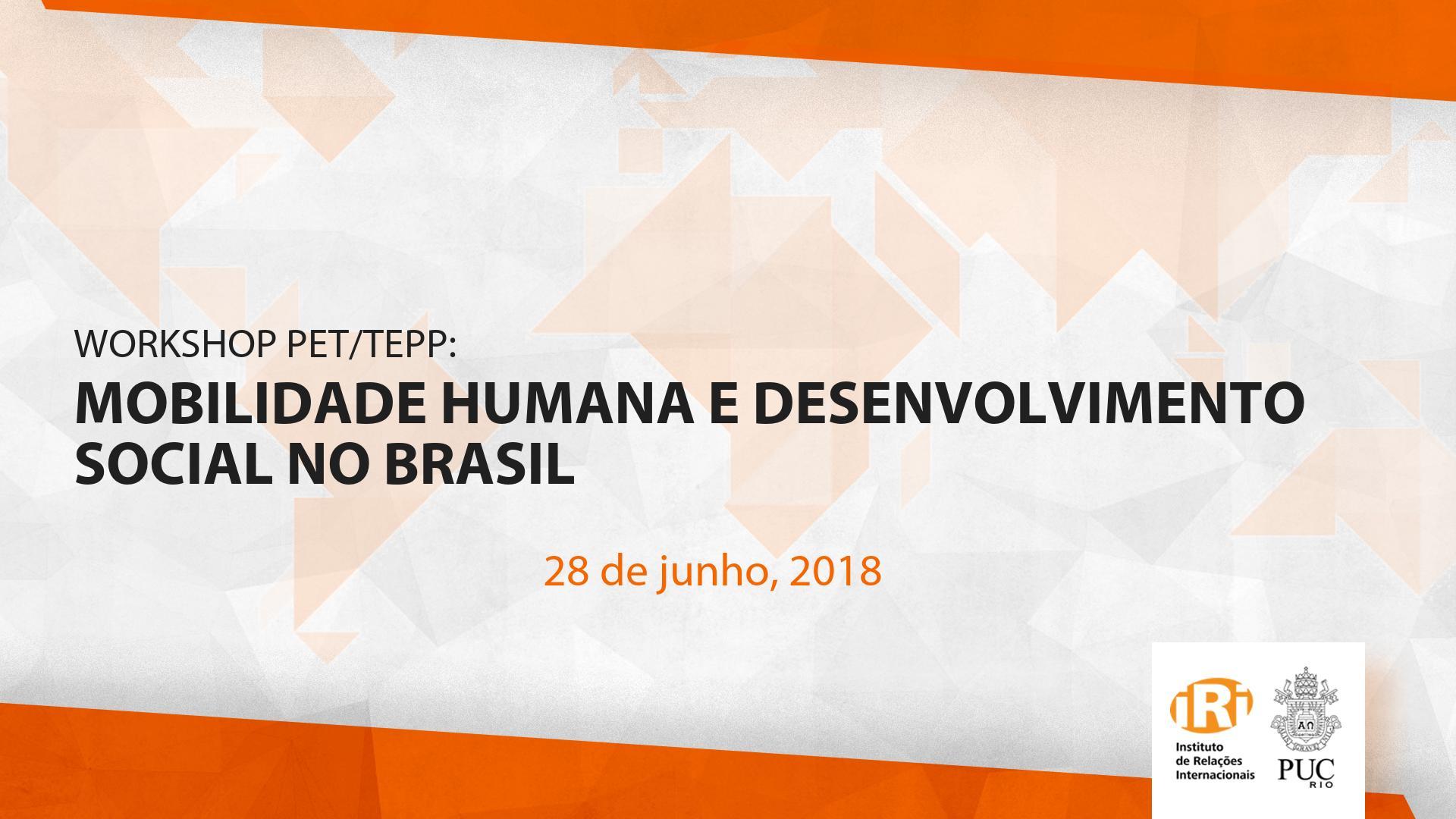 Mobilidade Humana e Desenvolvimento Social no Brasil