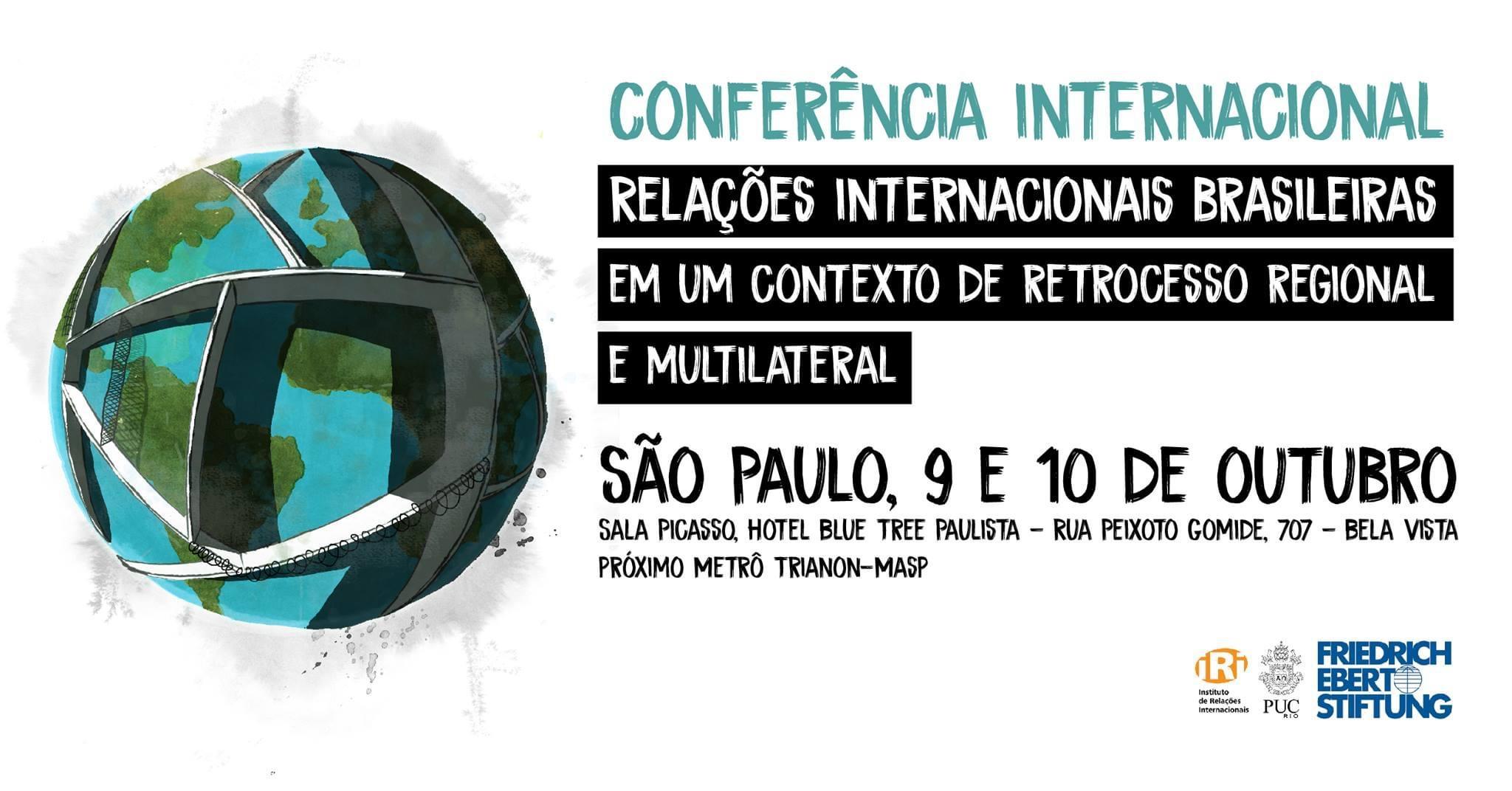 Relações Internacionais e Retrocesso Regional e Multilateral