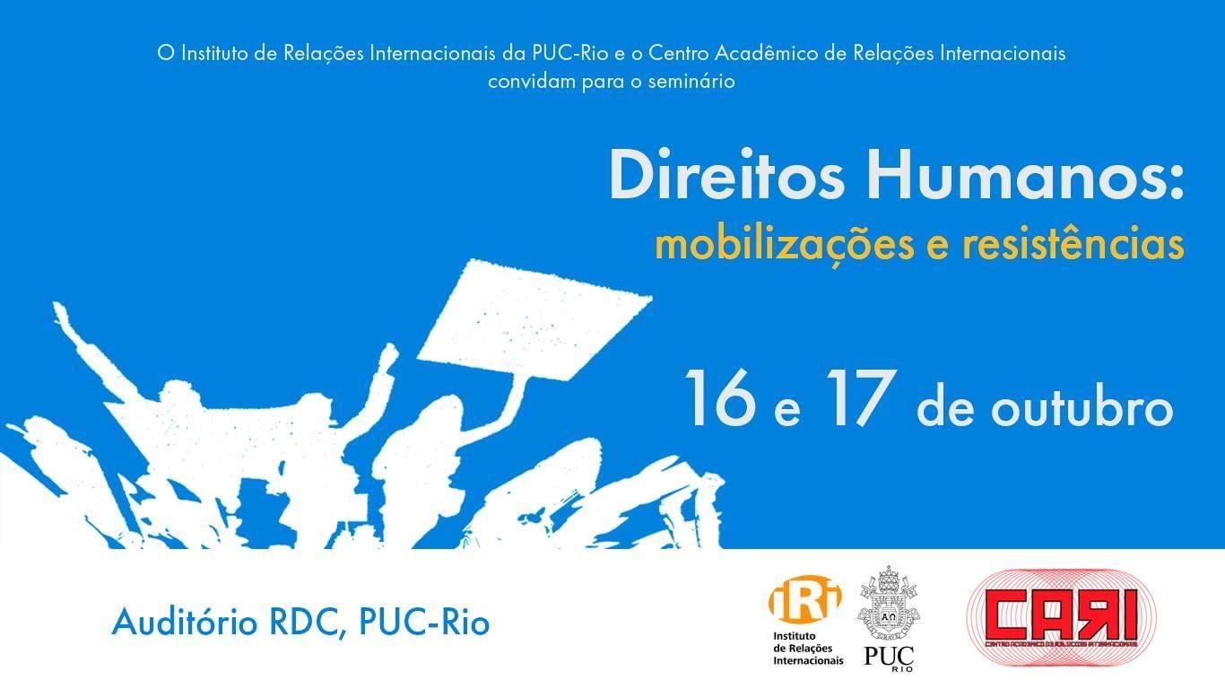Direitos Humanos: Mobilizações e Resistências