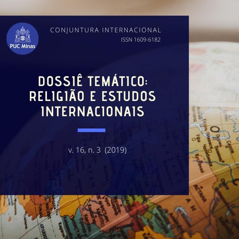 """Dossiê Temático """"Religião e os estudos internacionais"""""""