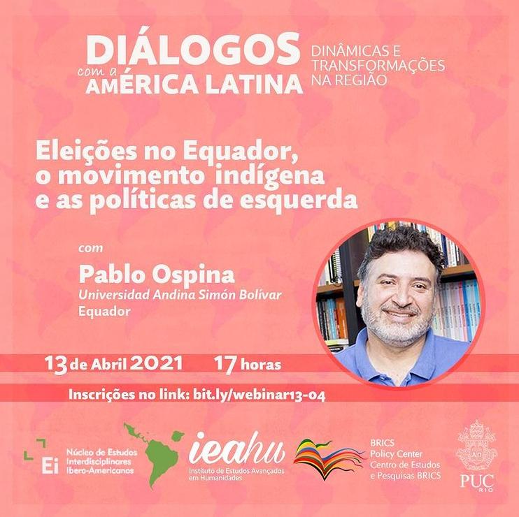 Eleições no Equador, o movimento indígena e as políticas de esquerda
