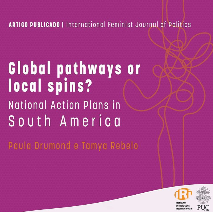 Global pathways or local spins?