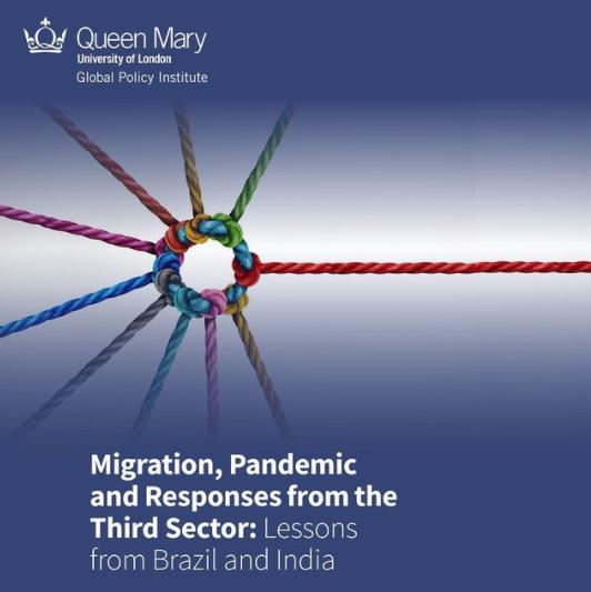Migração, pandemia e resposta do terceiro setor: lições do Brasil e da Índia