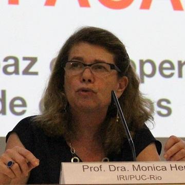 Monica Herz lecionará a Aula Inaugural do Programa de Pós-Graduação em Relações Internacionais da UERJ