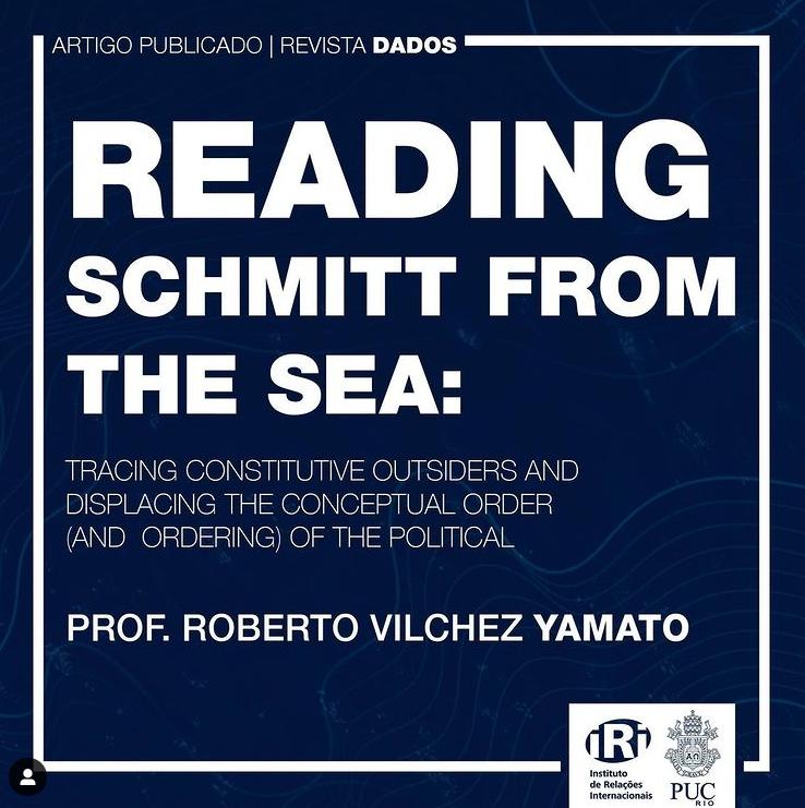 Reading Schmitt from the Sea