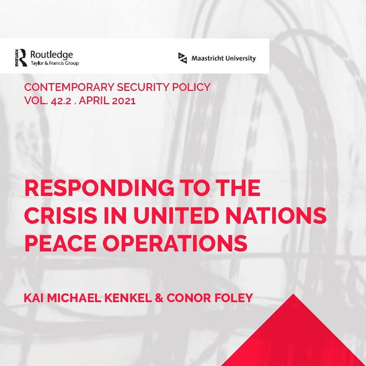 Responding to the Crisis in United Nations Peace Operations