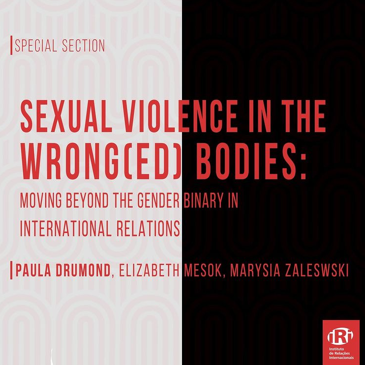 Sexual Violence in the Wrong(ed) Bodies: Moving Beyond the Gender Binary in International Relations
