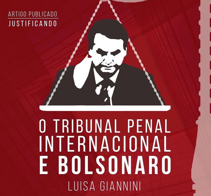 O Tribunal Penal Internacional e Bolsonaro