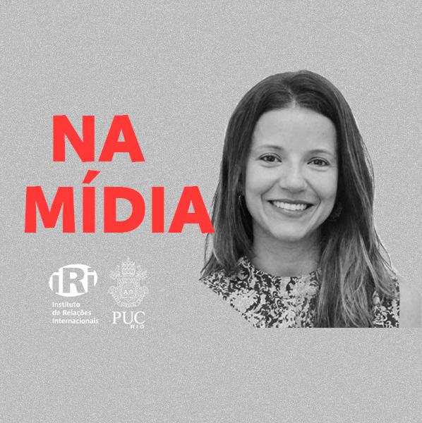 """""""Principal autora de relatório da ONU sobre Cooperação Sul-Sul em Paz e Desenvolvimento, Isabel Rocha de Siqueira, do IRI, participa de fórum e encontro de experts abordando interseções entre Paz e Desenvolvimento e a Agenda 2030"""""""