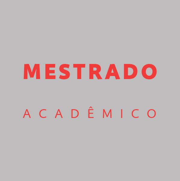 foto curso Mestrado acadêmico
