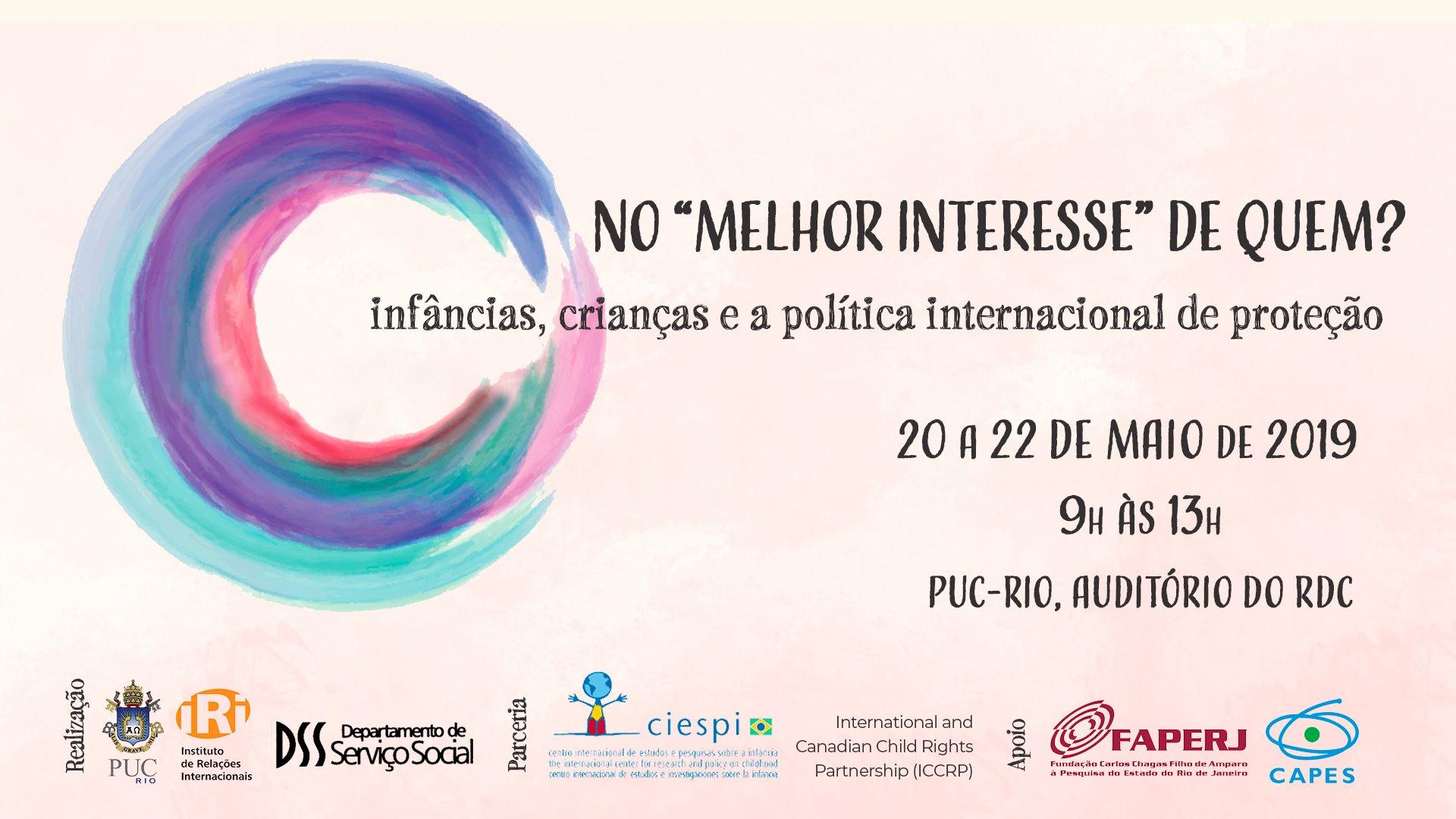 """No """"melhor interesse"""" de quem?: infância, crianças e a política"""