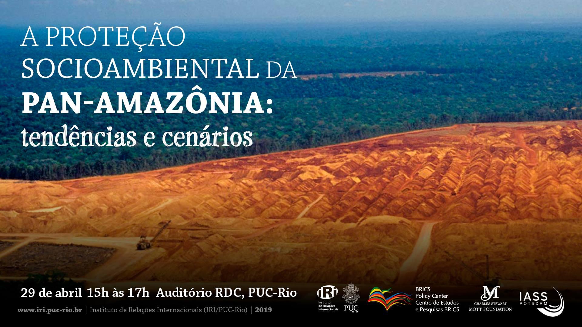 A Proteção Socioambiental da Pan-Amazônia: tendências e cenários