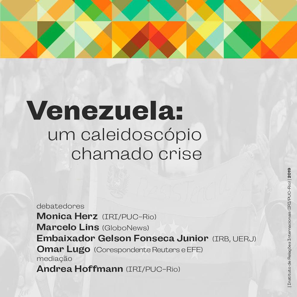 Venezuela: um caleidoscópio chamado crise