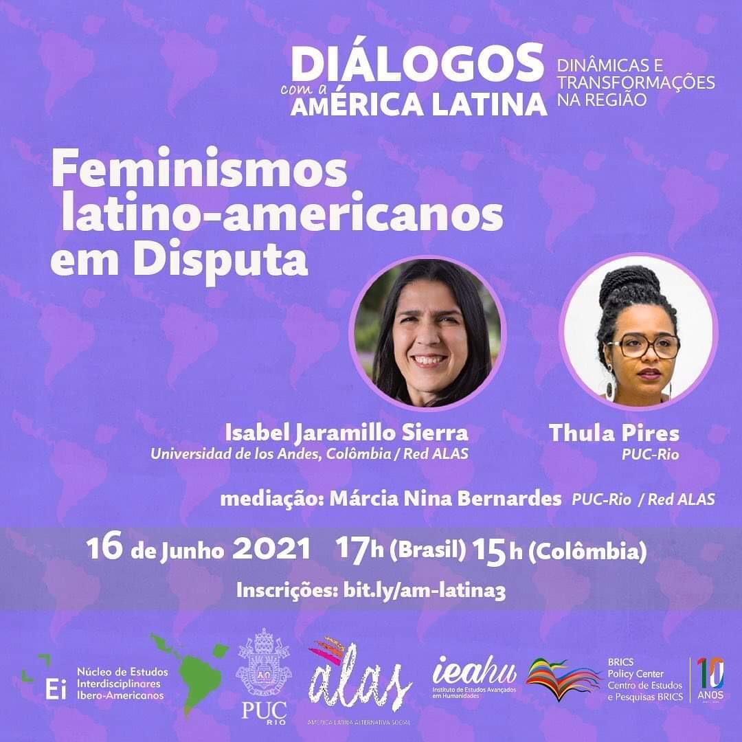 Feminismos latino-americanos em disputa
