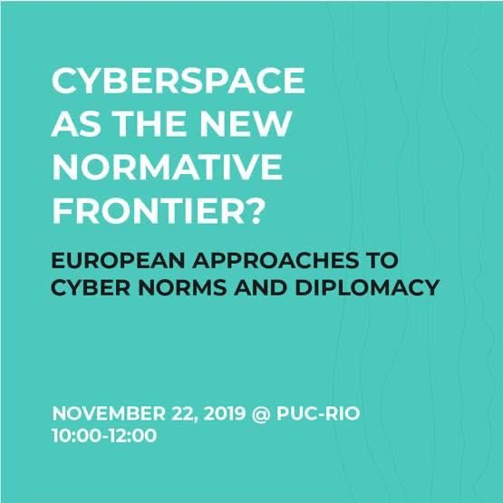 European Cyber Diplomacy Cyberspace as the new normative frontier? European approaches to cyber norms and diplomacy