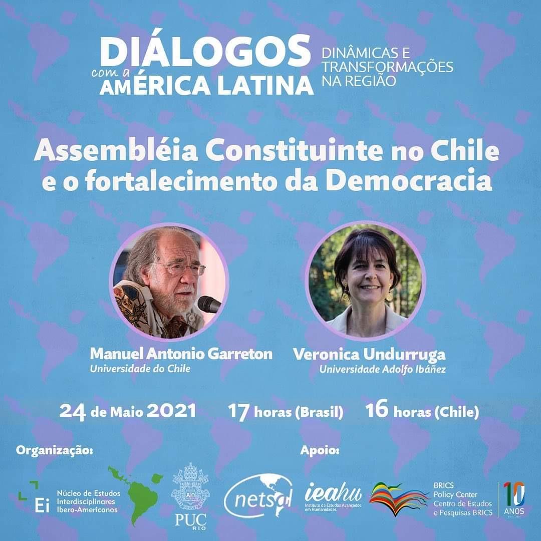 Assembléia Constituinte no Chile e Fortalecimento da Democracia