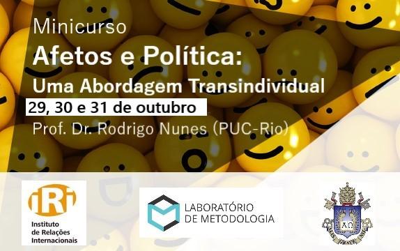 Afetos e Política: uma Abordagem Transindividual