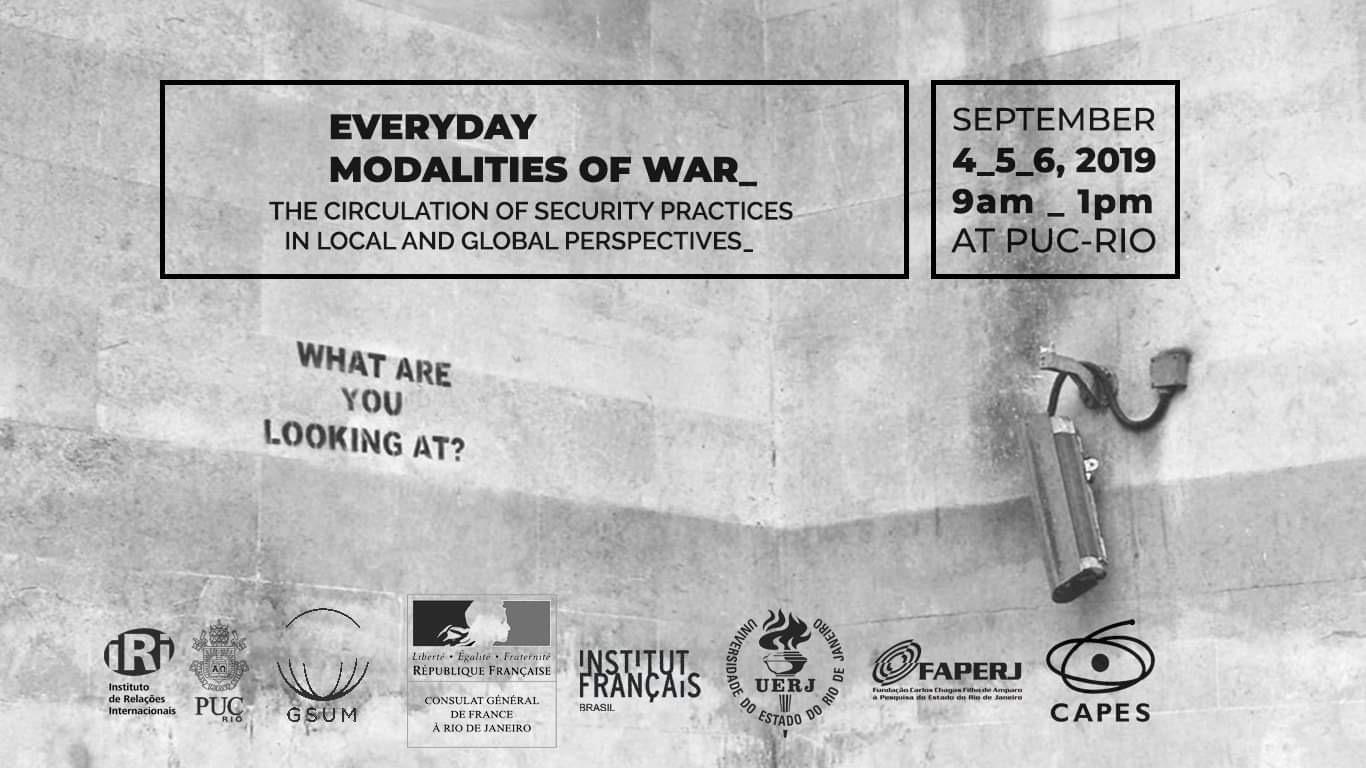Modalidades de Guerra no Cotidiano