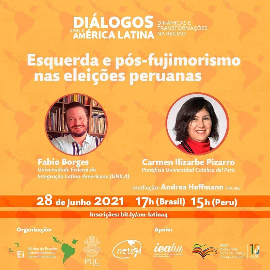 Esquerda e pós-fujimorismo nas eleições peruanas