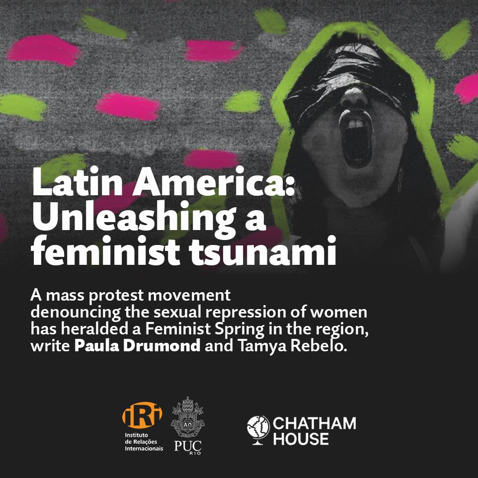 Latin America: Unleashing a feminist tsunami