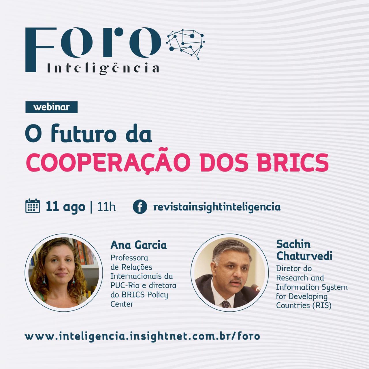O futuro da cooperação dos BRICS
