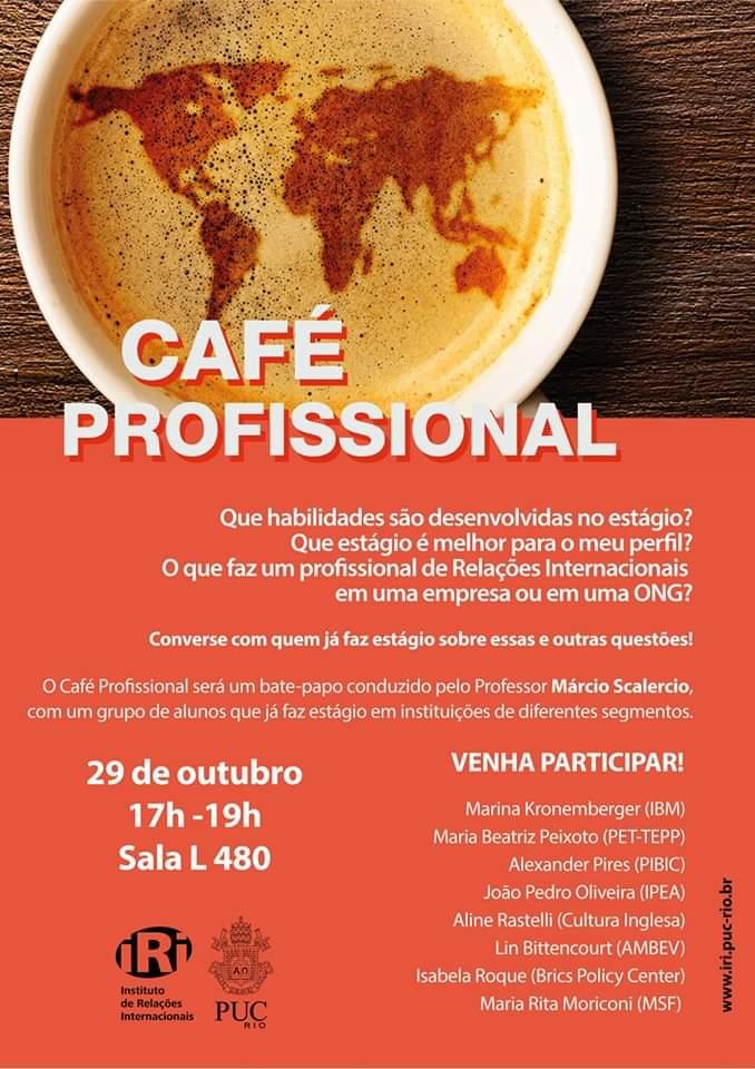Café Profissional – 4ª Edição