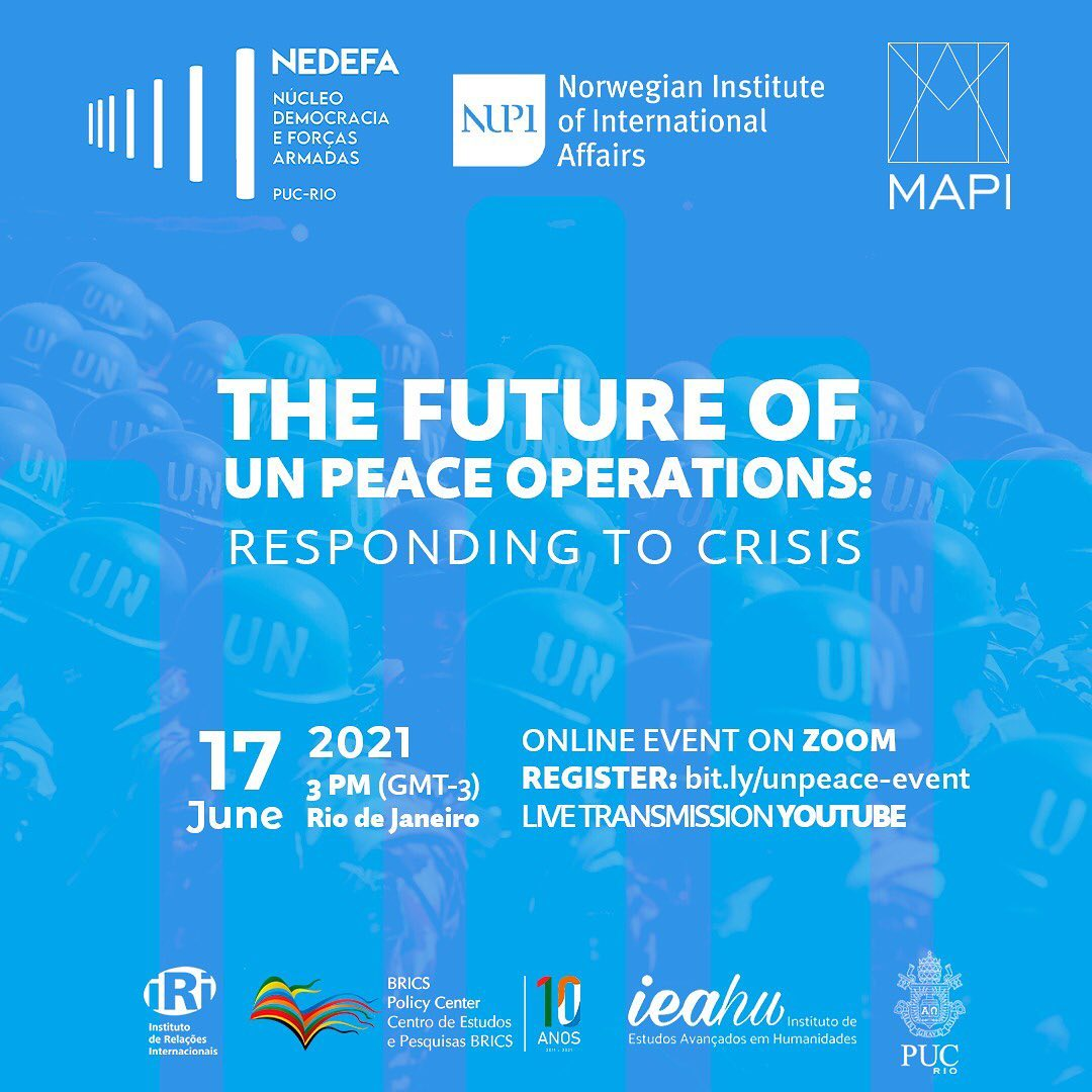 The Future of UN Peace Operations: responding to crisis
