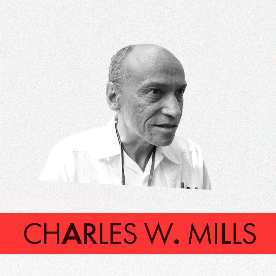 Charles W. Mills no IRI/PUC-Rio