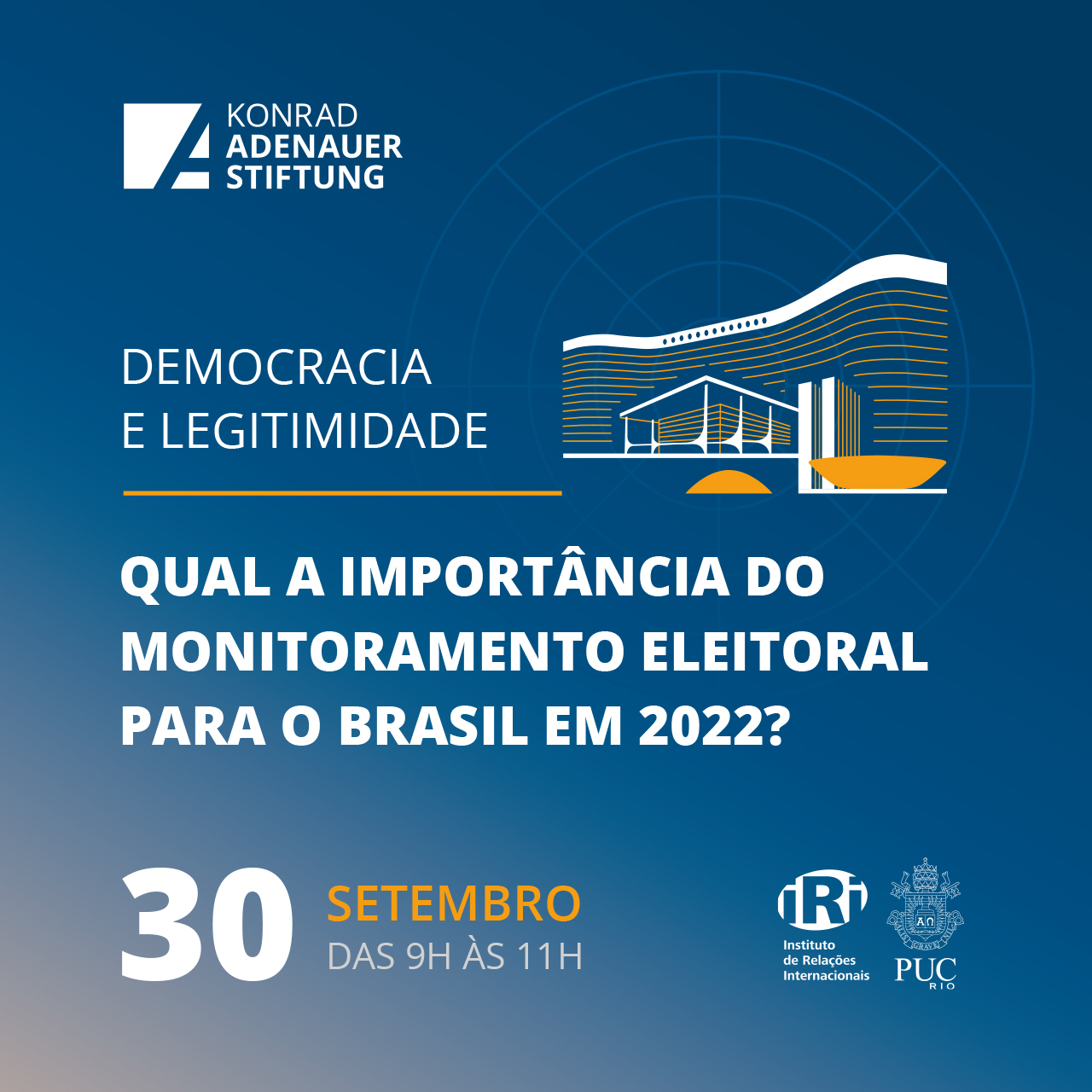 Democracia e Legitimidade: qual a importância do Monitoramento Eleitoral para o Brasil em 2022?